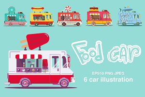 Food car set