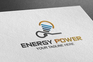 Energy Power Logo