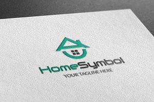 Home Symbol Logo