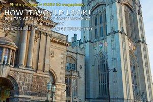 Bristol - Museum & Wills Tower