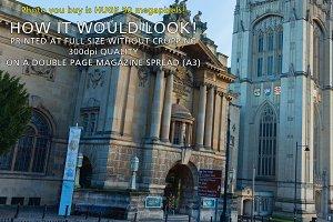 Bristol - Wills Tower & Museum