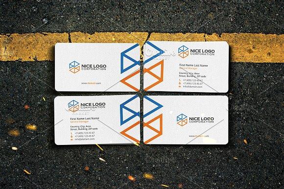 Construction business card business card templates creative market colourmoves