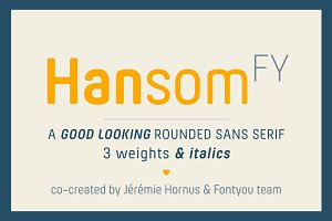 Hansom FY Bold