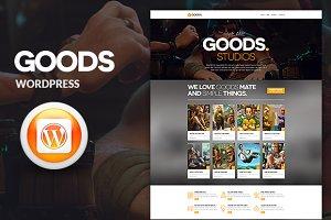 Goods Multipurpose Wordpress