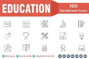 Educaitonal Hand Drawn