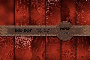 Red hot digital paper