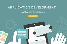 Development and Programming concept