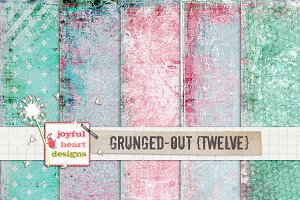 Grunged-Out {twelve}