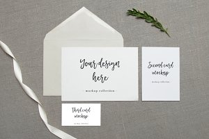 Styled Stock Photography - Invite #1