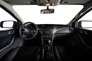 Pickup interior
