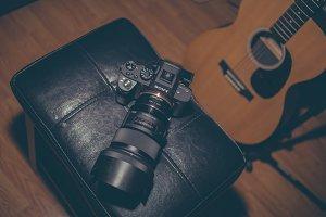 Camera Sony A7SII