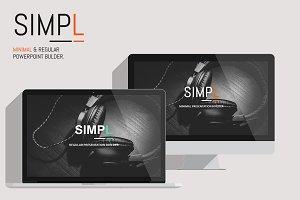 SIMPL Presentation Template
