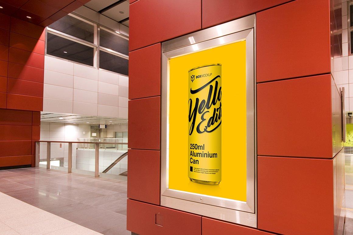 Wall Poster Mockup ~ Product Mockups ~ Creative Market