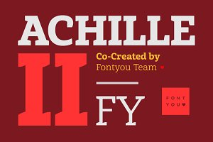 Achille II FY Medium