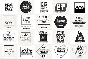 20 Web Sales Banners