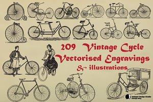 Vintage-209 Cycles