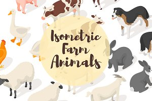Isomeric farm animals