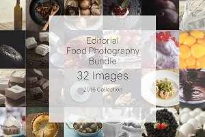 2016 Food Photography Bundle