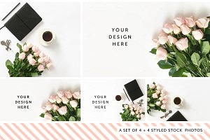 Styled Stock Photography Pack - 28