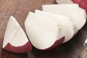 Radish cuts