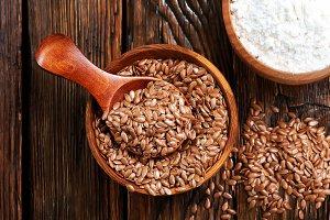 flax and flour