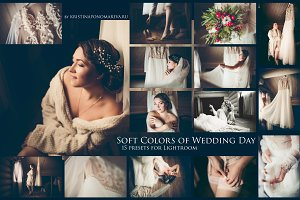Soft Colors of Wedding-15 presets