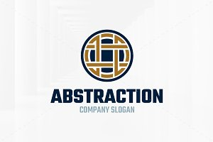 Abstraction Logo Template