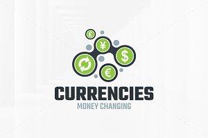 Currencies Logo Template v2