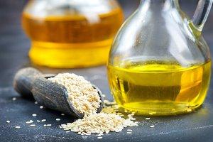 seasme oil
