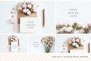 Styled Stock Photography Pack