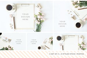 Styled Stock Photography Pack - 29