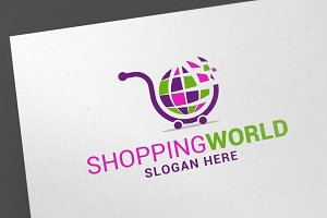 Shopping World Logo
