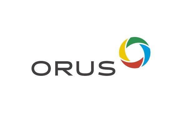 Orus - Abstract & Letter O Logo