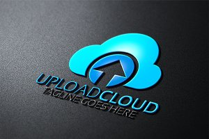 Upload Cloud Logo