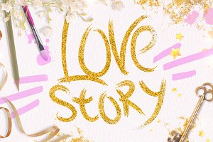LoveStory - with cute animals