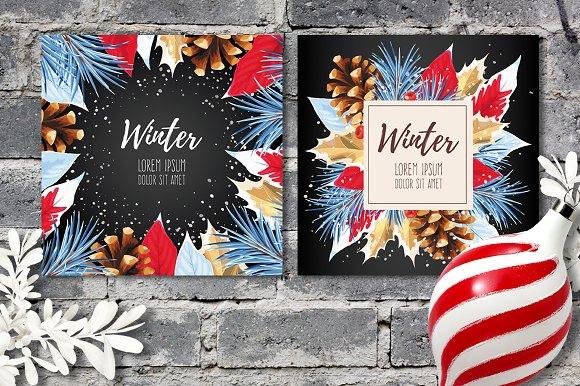 Winter Cards 2