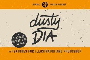Dusty Dia Textures