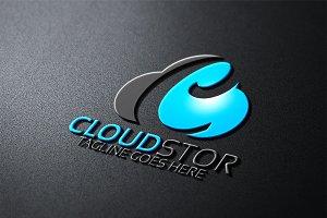 Cloud Stor Logo