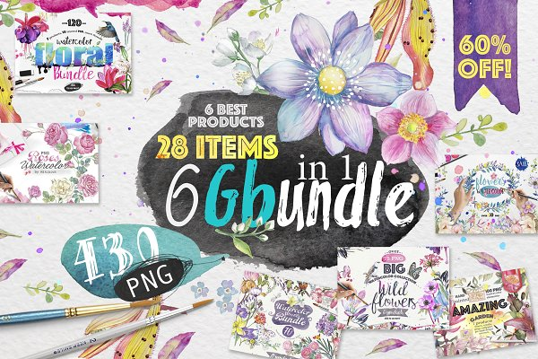 60%OFF!!!6GBundle,430png