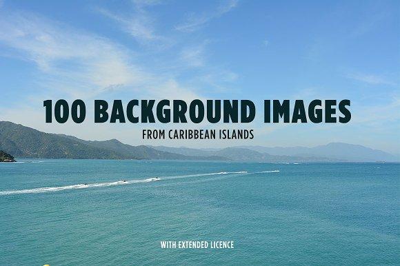 100 Background Images V.1 - Graphics