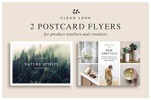 Postcard Flyers