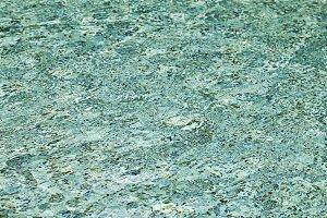 Blurred Beautiful water surface