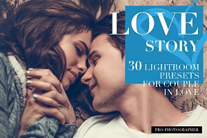 Love Story Lightroom Presets