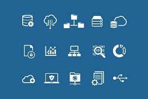 15 Data Icons