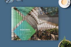 Moderno Brochure