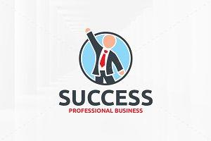 Succes Logo Template