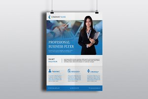 Corporate Flyer Template - V467