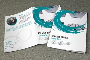 Corporate Brochure Template-V645
