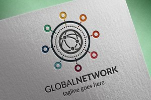 Global Network Logo