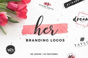 Her - Branding Logos